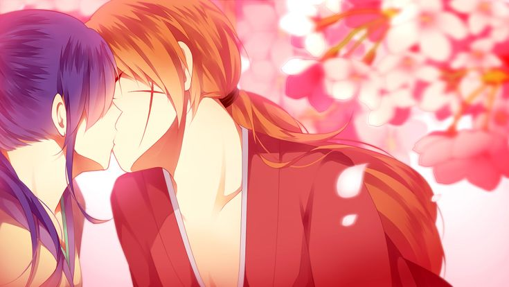 86 best Kenshin X Kaoru images on Pinterest | Rurouni ...
