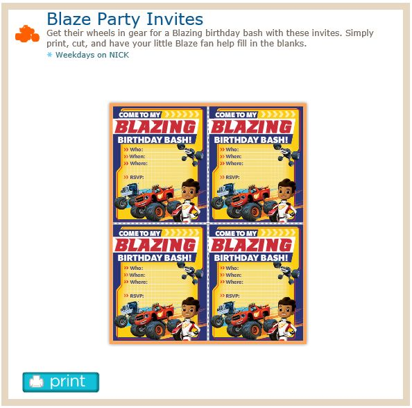 17 Best Images About Blaze Amp The Monster Machines