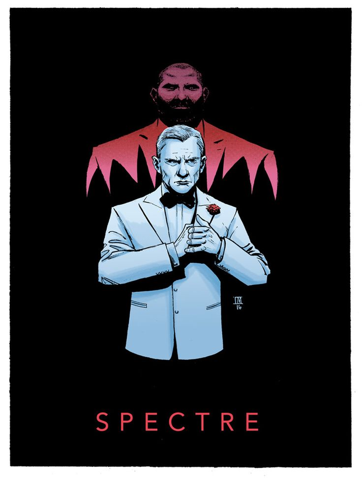 Cool Art: James Bond Series by Ibrahim Moustafa | Live for Films