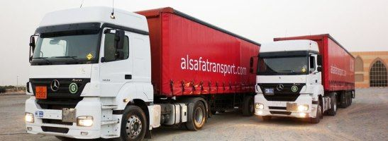 Al Safa Transport is a reputed name in the transport industry of UAE that has marked a niche in this business. The brand started its trucking services in the emirates in 1976 and today, it is one of the top trucking and transportation service providers in the Middle East.