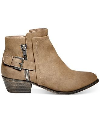 Madden Girl Hunttz Ankle Booties - Booties - Shoes - Macy's
