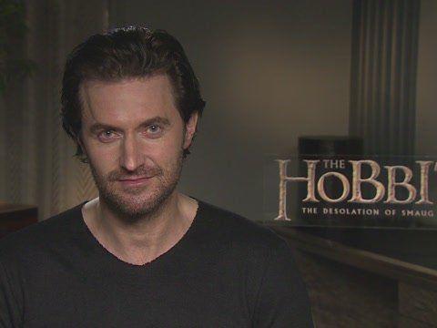"""""""Hobbit: Pustkowie Smauga"""": Richard Armitage zaprasza na zwiastun"""