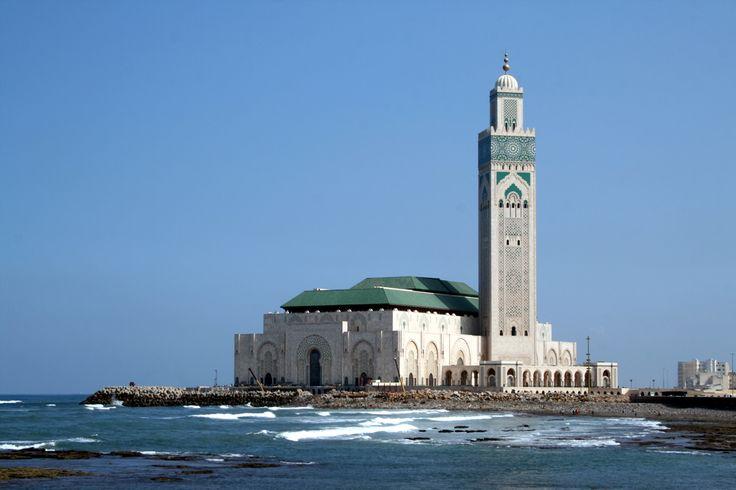 Hassan ll Mosque- Casablanca