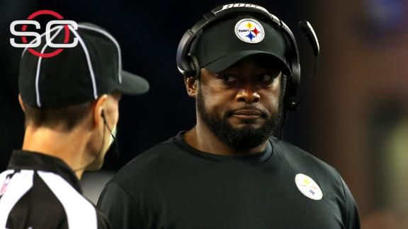 Report: Steelers will file complaint with NFL about headset issues vs. Patriots