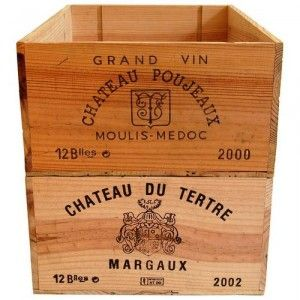 #Wine Crates for sale at thewonderfulwood company