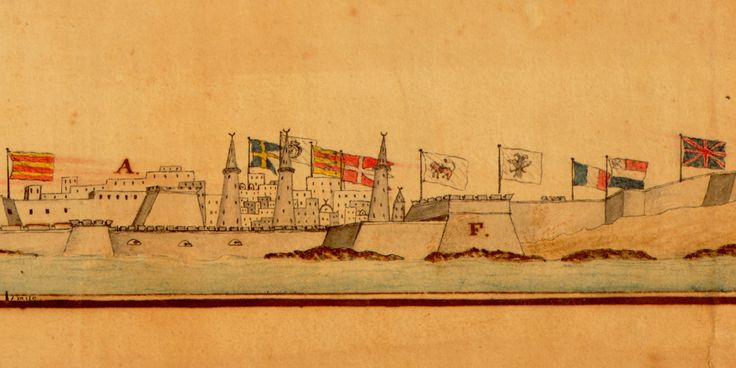 Battle of Tripoli, 1804, USMC, US Navy, Barbary Wars | Battlemaps.us