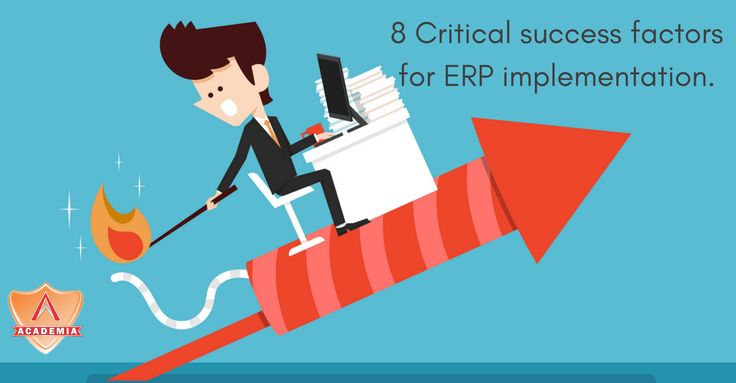 Implementing an ERP can change the whole way an institute operates. Click here to explore 8 critical success factors for ERP implementation. http://ow.ly/ghgy30ev8OJ #InstituteERP #CampusManagementSystem #EducationERP #CollegeERP #InstituteManagementSoftware #EducationSoftware