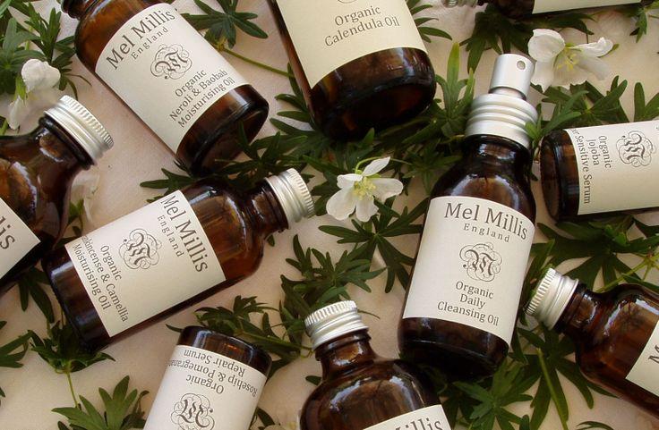 Mel Millis Organic Bioactive Phytonutrient Skincare Collection