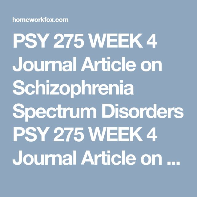 schizophrenia research journal articles Turkington d, kingdon d, turner t, for the insight into schizophrenia research group effectiveness of a brief cognitive-behavioural therapy intervention in the treatment of schizophrenia br j psychiatry 2002180:523-527.
