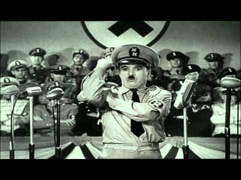 Le Dictateur (Extrait), Charlie Chaplin, 1940