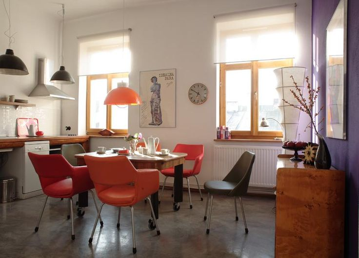 mieszkanie prywatne kraków | kazimierz | MIEJSCE ... stymulujemy estetycznie ...