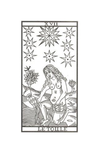 La Estrella Tarot de Marsella de Jodowrosky