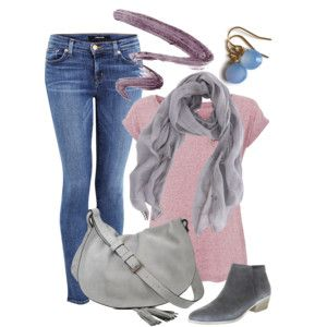 Soft Summer Casual outfit