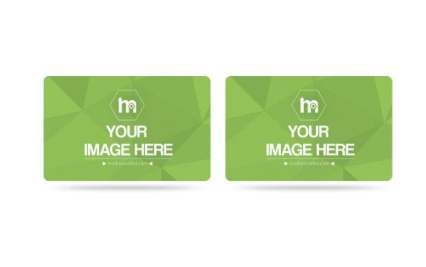 Front And Back Credit Card Mockup Generator Product Money Bank Banking Use Money Product Mockup Template Credit Card Money Bank Mockup Generator