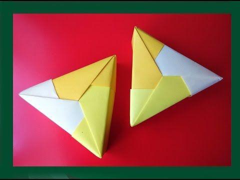 Easy origami flower with one piece of paper akbaeenw easy mightylinksfo