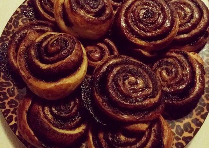 Puha kakaóscsiga | Nóra Kenderesi receptje - Cookpad