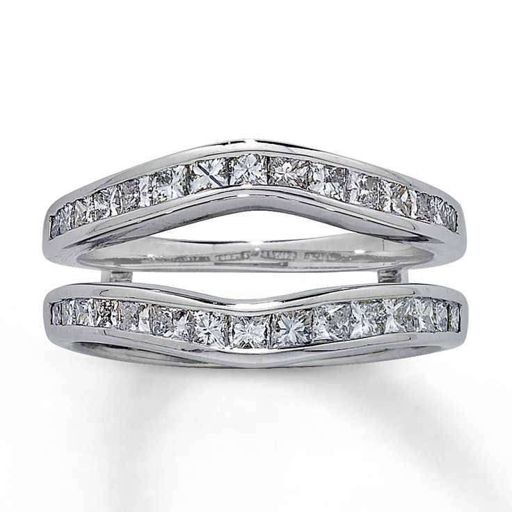Wedding Band Jacket For The Engagement Ring. Iu0027m Not Sure How I Feel Nice Design