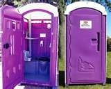 Really???? The color doesn't make the idea of a port-a-potty any more appealing.