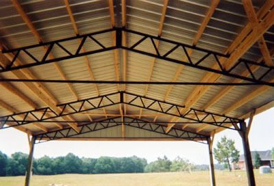 60 best images about steel buildings and misc truss for 40 ft metal trusses