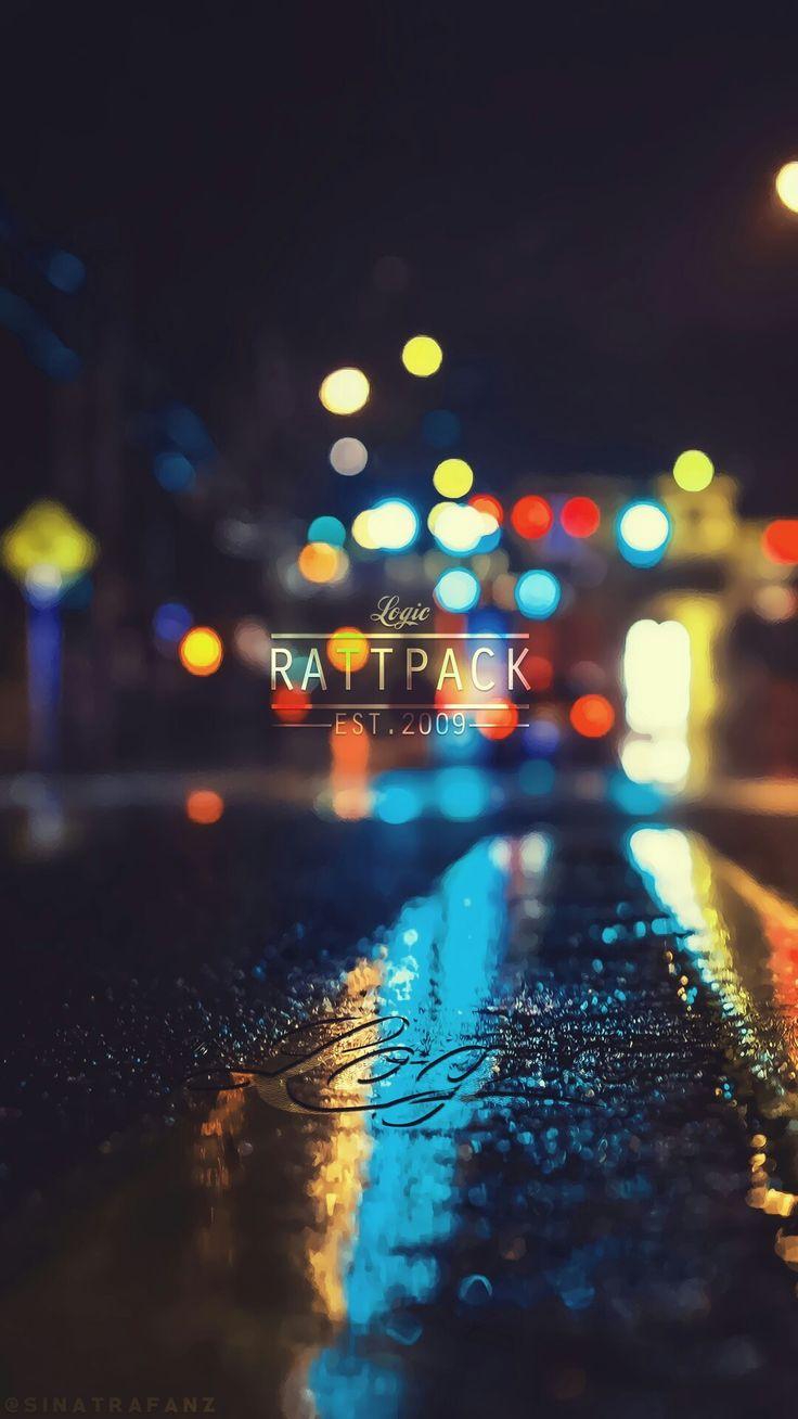 Rattpack, Logic, Sir Robert Bryson Hall II, Wallpaper (Made By [Instagram -> @SinatraFanz])