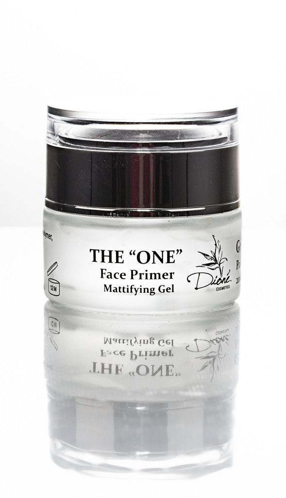 The One Face Primer - Mattifying Gel PROFESSIONAL QUALITY face primer that doesn't break the bank