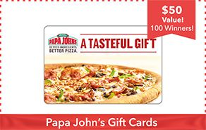 *HOT* RetailMeNot Holiday Giftaway. 2,000+ winners. Today's prize: $50 Papa John's Gift Card (100 winners today!)  ENTER NOW>> https://www.freebiequeen13.net/retailmenot-holiday-giftaway.html