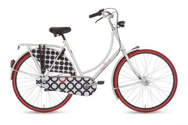 Grandma bike Gazelle