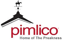 "Pimlico Race Course is a thoroughbred horse racetrack in Baltimore, Maryland, most famous for hosting the Preakness Stakes. Its name is derived from the 1660s when English settlers named the area where the facility currently stands in honor of Olde Ben Pimlico's Tavern in London. The racetrack is nicknamed ""Old Hilltop"" after a small rise in the infield that became a favorite gathering place for thoroughbred trainers and race enthusiasts.[2] It is currently owned by Maryland Jockey Club."