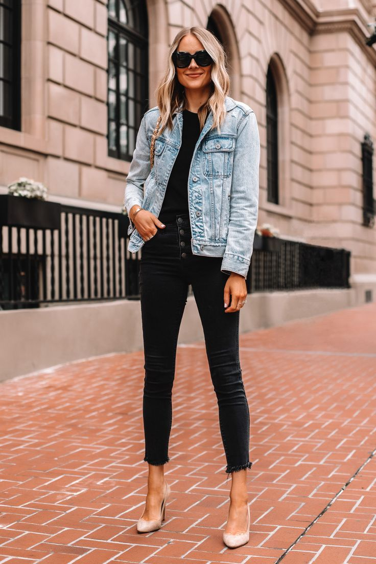The 3 Classic Essentials I Will Always Have In My Wardrobe Fashion Jackson Spring Outfits Casual Fashion Jackson Jeans Outfit Women [ 1104 x 736 Pixel ]