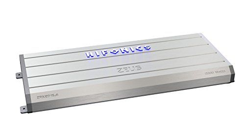 Hifonics ZRX2016.4 Zeus Car Audio Amplifier, 4-Channel 2000-Watt. For product info go to:  https://www.caraccessoriesonlinemarket.com/hifonics-zrx2016-4-zeus-car-audio-amplifier-4-channel-2000-watt/