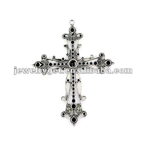 Aliexpress.com : Buy Elegant Embossed Cross Pendant,Accessories Scarf Necklace Charms,PT 325 from Reliable Cross pendants suppliers on Well Done Fashion Jewelry Co.,Ltd. $1.99