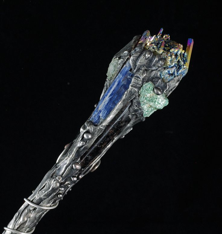 1000 images about amazing wands on pinterest gemstones clear quartz crystal and walking staff. Black Bedroom Furniture Sets. Home Design Ideas