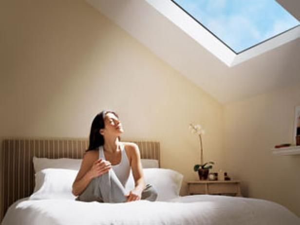 DIY Network experts share helpful information to consider before installing a skylight in your home.