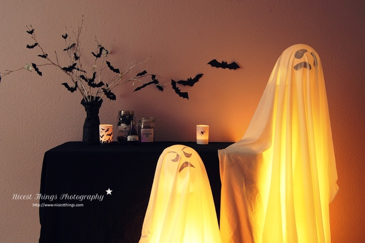 * N i c e s t T h i n g s *: DIY: Halloween Special 1 - Decoration