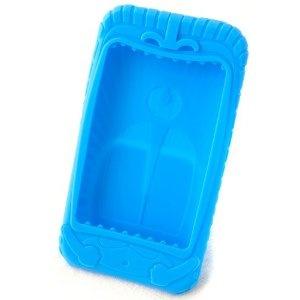 iTiki iPhone 3G/3GS Silicone Case (Blue) --- http://yupurl.com/kx7j2v