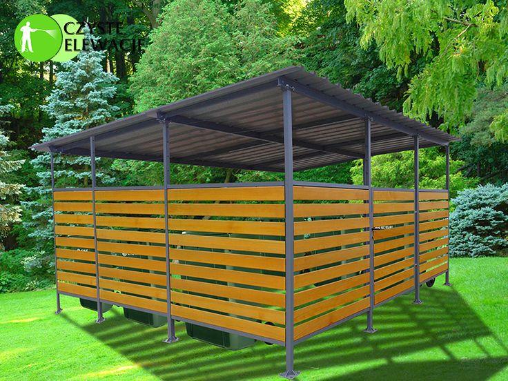 Zabudowy ogrodowe, altanki, zadaszenia, wiaty.