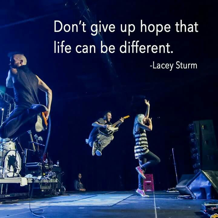 ~Lacey Sturm~