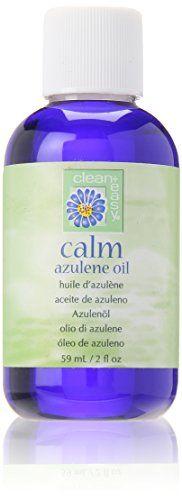 Clean + Easy Calm Azulene Oil, 2 Fluid Ounce  //Price: $ & FREE Shipping //     #hair #curles #style #haircare #shampoo #makeup #elixir