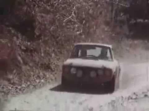 ▶ Lancia Fulvia HF Spot - YouTube