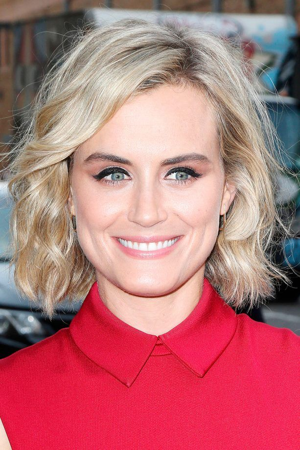 Taylor Schilling bob hairstyle