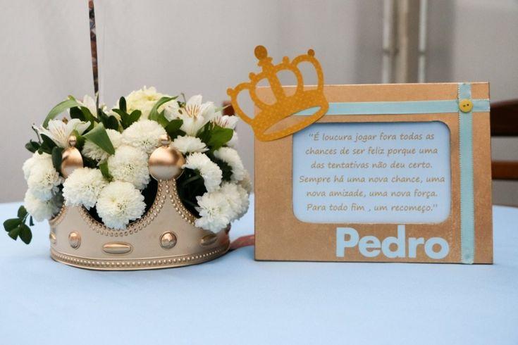 Enfeite de mesa ara festa do Pequeno Príncipe - Foto: Adriana Kochem