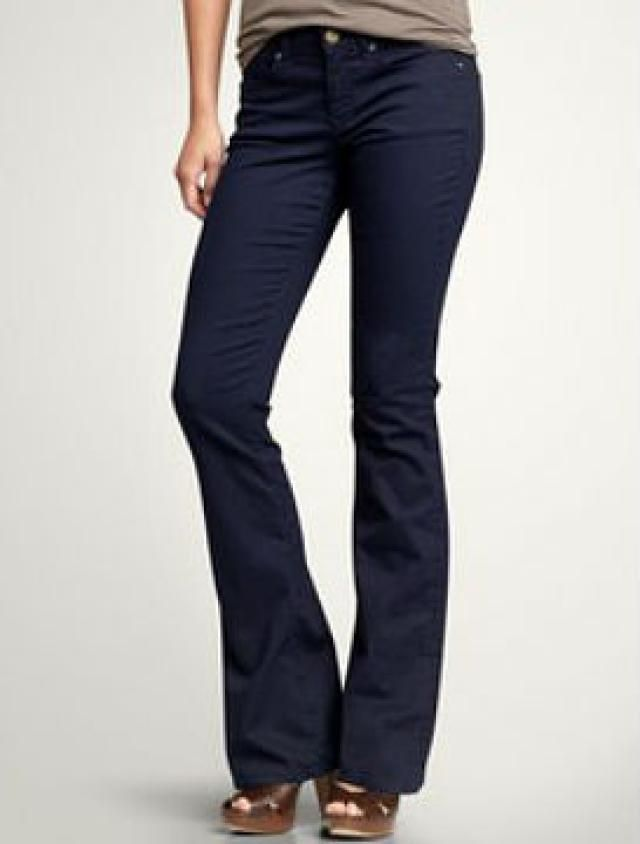 Hey Short Stuff! We Pick the Best Denim Styles for Petite Women: Petite Curvy: Bootcut Jeans