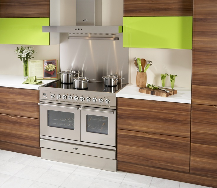 Dark Green Kitchen: 31 Best Images About Stainless Steel Range Cookers On