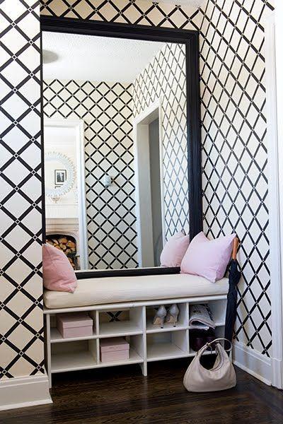 VINTAGE & CHIC: decoración vintage para tu casa · vintage home decor: Una casa muy femenina [] A very feminine home