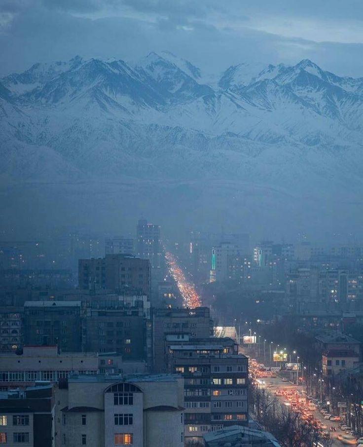 Bishkek. Kyrgyzstan.