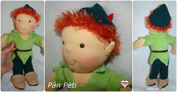 Gledita Peter Pan doll No.3 #gleditadoll #peterpan #peterpandoll