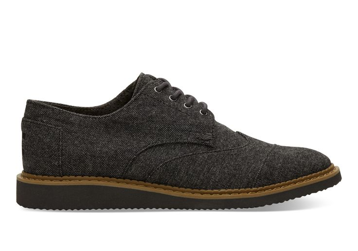 Dapper days on rooftops or going all in at the derby. A brogue that likes to have fun.