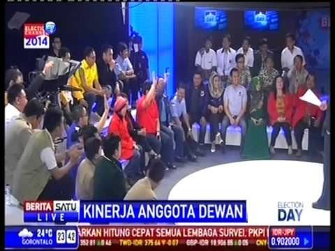 Iqbal Farabi - Election Day Berita Satu Part 3