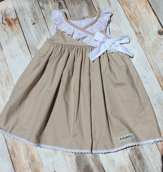 Cotton Dreams Dress- For L