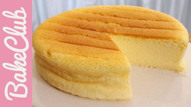 Japanischer Cotton Cheesecake | BakeClub